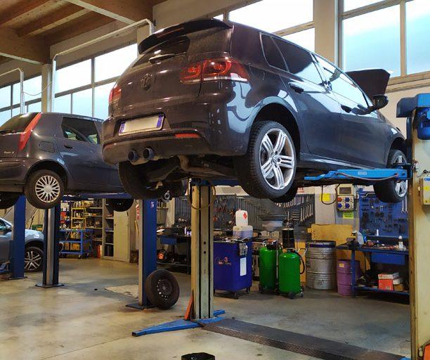 Manutenzione riparazione e revisione autovetture a Thiene Vicenza